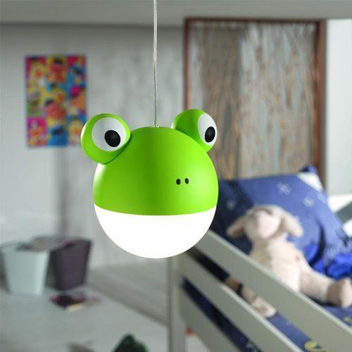 Philips 41022/33/16 - Żyrandol dziecięcy MYKIDSROOM ANORA 1xE27/40W zielony, 410223316