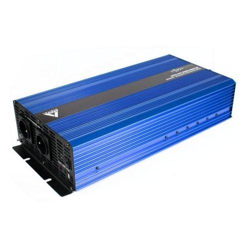 Przetwornica napięcia 24 vdc / 230 vac sinus ips-6000s 6000w marki Azo digital