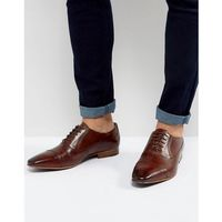city leather oxford shoes - brown marki Walk london