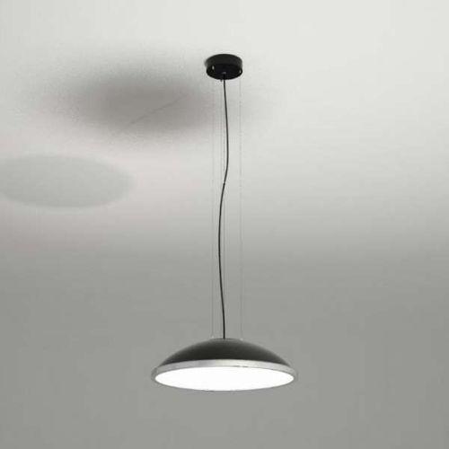 Shilo Wisząca lampa minimalistyczna wanto 5521-b/e27/cz okrągła oprawa zwis czarny (1000000255676)