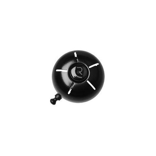 RFR Pro Dzwonek rowerowy szary/czarny 2018 Dzwonki