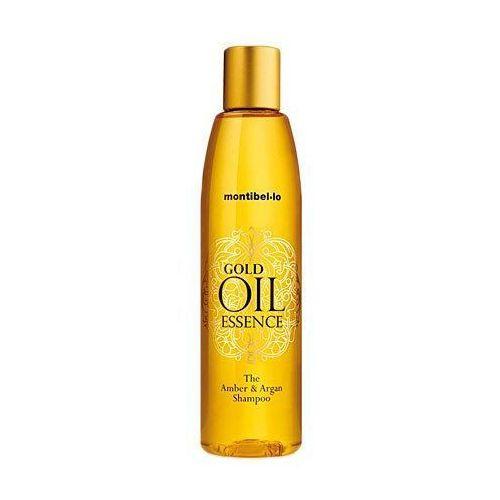 Montibello Gold Oil Essence, szampon nawilżający, pielęgnuje i wygładza 250ml (8429525110650)