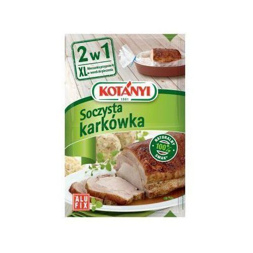 Mieszanka przypraw z workiem do pieczenia 2w1 Soczysta karkówka 25 g Kotányi