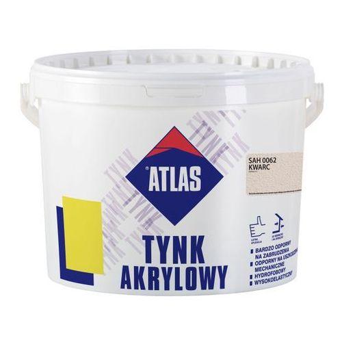 Atlas Tynk akrylowy sah 0062 kwarc 25 kg (5905400430752)