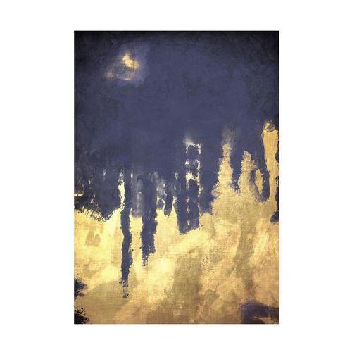 Kanwa ZŁOTA ABSTRAKCJA 70 x 100 cm (5901844231504)
