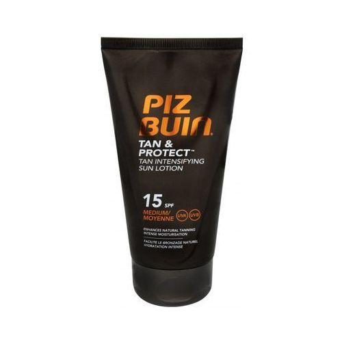 Piz Buin Tan & Protect mleczko ochronne przyspieszające opalanie SPF 15 (Tan Intensifying Sun Lotion) 150 ml