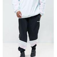 plus tapered joggers in black exclusive to asos 57660301 - black, Puma, XXXL-XXXXL