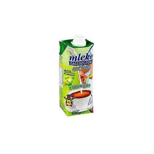Mleko zagęszczone niesłodzone 500g Light z błonnikiem Gostyń, kup u jednego z partnerów