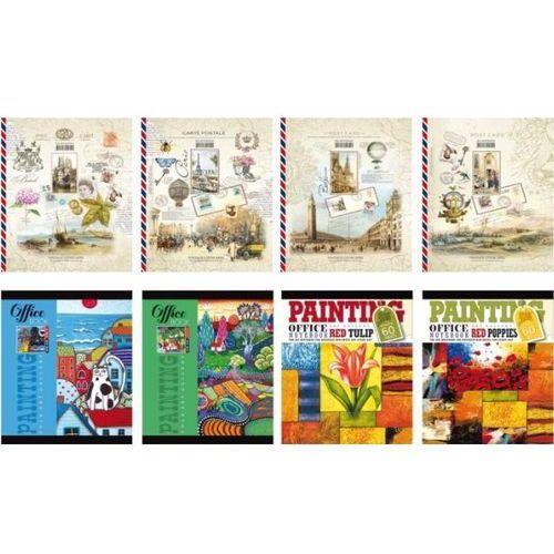 Zeszyt A4 60 kartek w kratkę - FRESH (4823089201825)