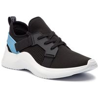 Sneakersy - unni f1279 black/dusty blue, Calvin klein, 41-46