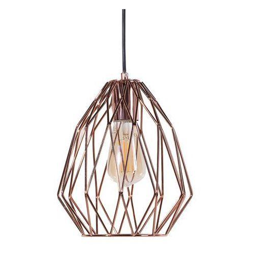 Lampa wisząca miedziana metal MAGRA (7105271796386)
