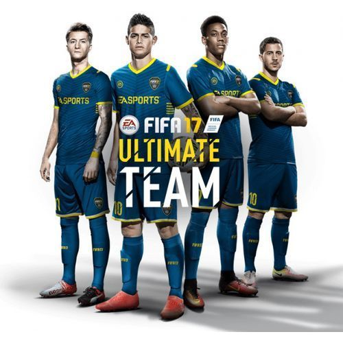 Fifa 17 2200 points (pc) marki Electronic arts