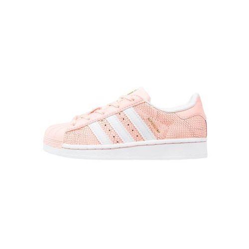 adidas Originals SUPERSTAR REPTILE C Tenisówki i Trampki haze coral/white z kategorii buty sportowe dla dzieci