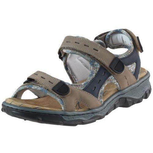Sandały letnie 68872-25, Rieker