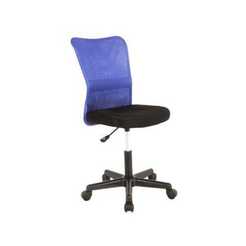 Fotel obrotowy, krzesło biurowe q-121 blue, marki Signal