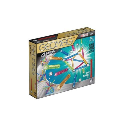GEOMAG Color Glitter 30 el.