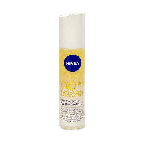 Nivea Visage Q10 Plus Przeciwzmarszczkowe serum do twarzy Perły Młodości 40 ml