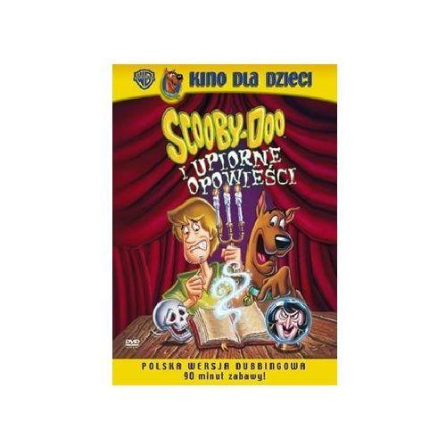 Scooby-Doo i upiorne opowieści - Zaufało nam kilkaset tysięcy klientów, wybierz profesjonalny sklep (7321909017597)