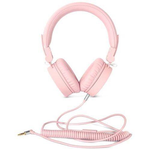 Słuchawki nauszne FRESH N REBEL Caps Cupcake Różowy