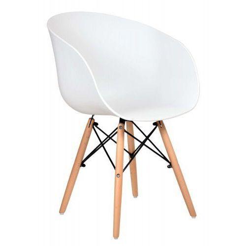 Gockowiak Krzesło merano - białe