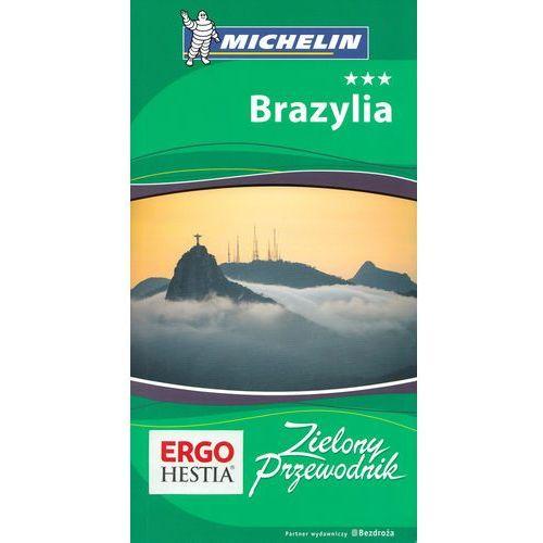 BRAZYLIA ZIELONY PRZEWODNIK - Wysyłka od 3,99, oprawa miękka