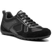 Sneakersy GEOX - U Ravex D U923FD 022BC C9999 Black, kolor czarny