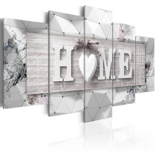 Obraz - home: nowoczesne spojrzenie marki Artgeist