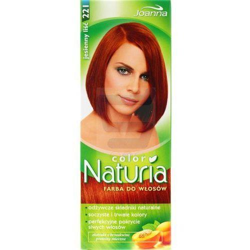naturia color farba do włosów jesienny liść nr 221 wyprodukowany przez Joanna