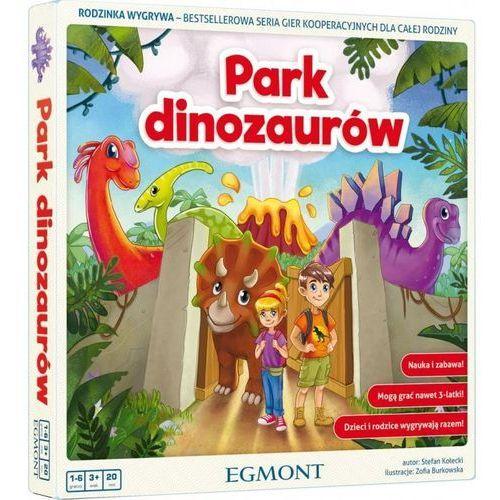 Egmont Gra park dinozaurów - darmowa dostawa od 199 zł!!! (5908215009588)