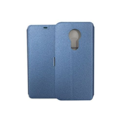 Motorola Moto G7 Power - etui na telefon Wallet Book - granatowy
