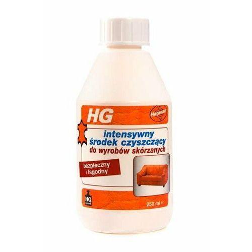 Hg środek czyszczący do wyrobów skórzanych intensywny