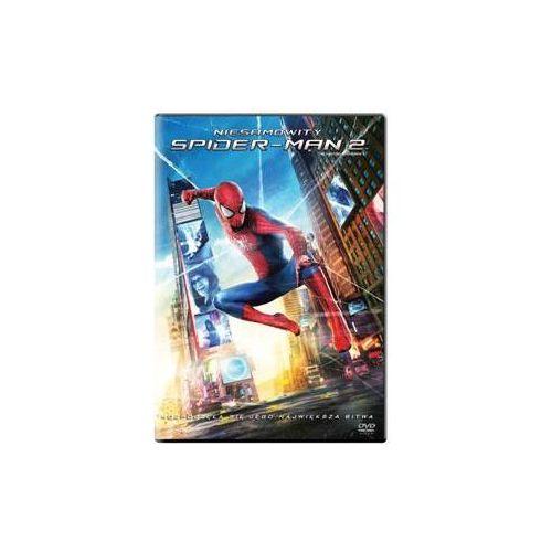 NIESAMOWITY SPIDERMAN 2 - DVD