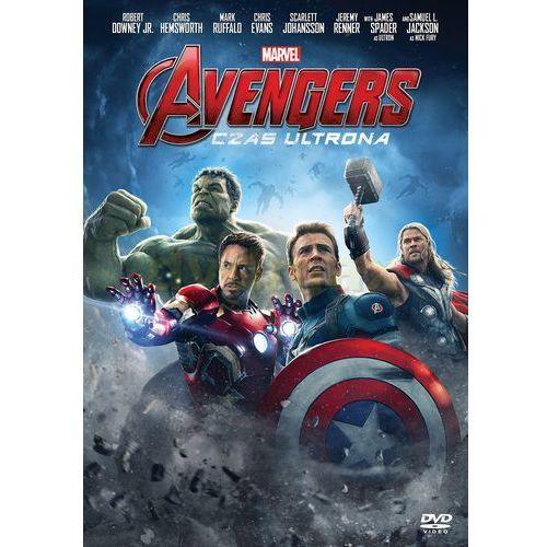 Avengers: czas ultrona (dvd) marki Galapagos