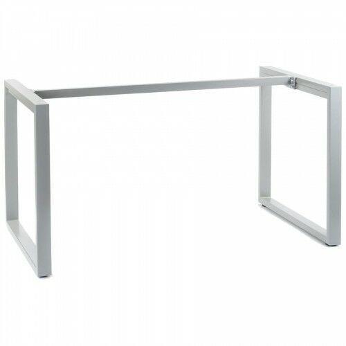 Stelaż ramowy stołu, ny-131, 139,6x79,6 cm, noga profil 60x30 mm, różne kolory marki Stema - ny