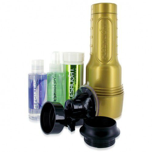 Fleshlight - Zestaw Stamina Training Unit STU Value Pack, FL032A