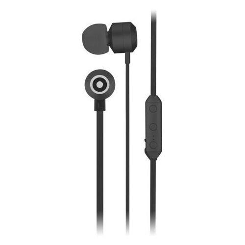 KitSound Ribbons in-ear słuchawka czarny