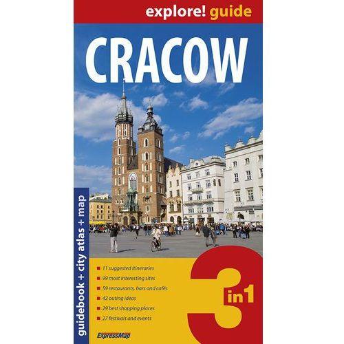 Cracow Przewodnik + atlas + mapa