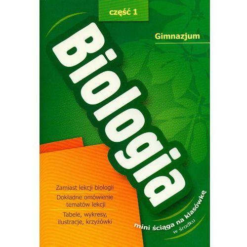 Ściąga biologia I gim./greg/ (128 str.)