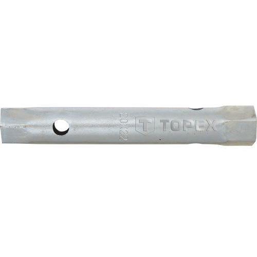 Topex Klucz rurowy dwustronny 16 x 17 mm