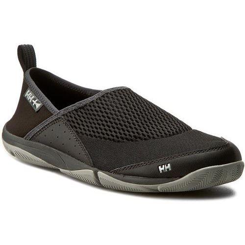 Helly hansen Buty - watermoc 2 111-21.991 jet black/ebony/new light grey/silver