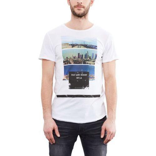 t-shirt męski xxl biały marki S.oliver