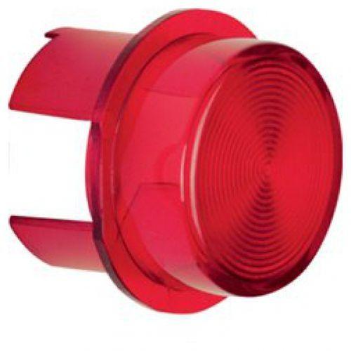 BERKER Klosz do sygnalizatora świetlnego E10, czerwony przezroczysty 1281 (4011334010470)