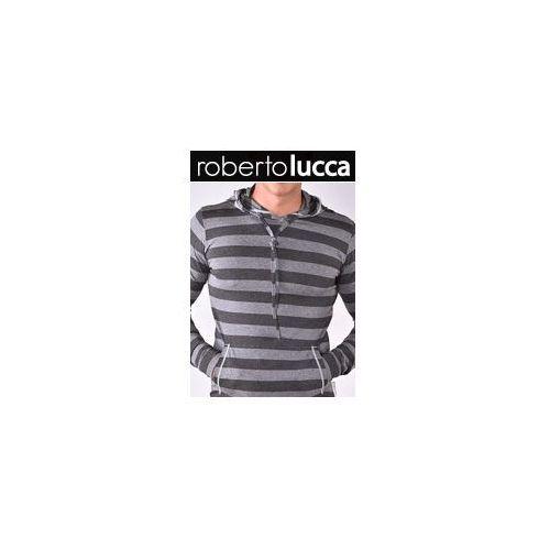 Hood Koszulka SLIM FIT Roberto Lucca 80244 40030