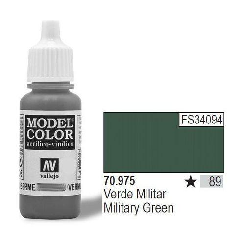 Vallejo Farba nr 89 military green 17ml matt (8429551709750)