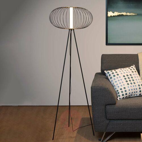 Lucide Carbony 20714/05/30 Lampa stojąca podłogowa 1x5W LED czarna (5411212201911)