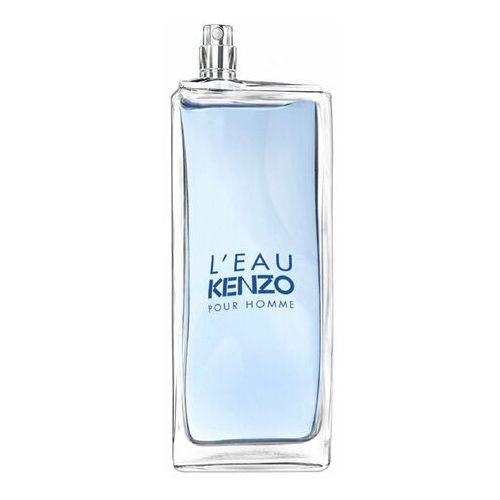 Kenzo L'eau Kenzo pour Homme woda toaletowa 100 ml TESTER - 100 ml tester (3274872333994)