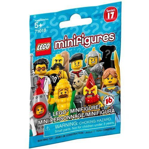 Lego MINIFIGURES Komplet 16 el. 71018