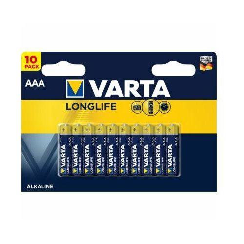 Baterie longlife lr03/aaa (10 szt.) marki Varta