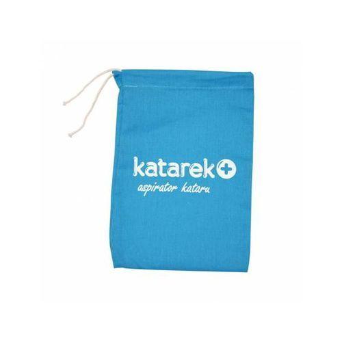 Katarek Plus Woreczek bawełniany na aspirator. Najniższe ceny, najlepsze promocje w sklepach, opinie.