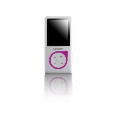 Lenco  xemio-657 4 gb, różowy (8711902032069)